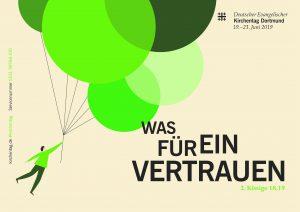 Kirchentag Dortmund Plakatmotiv