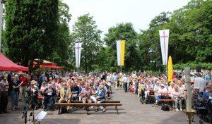 2017 fand die gelungene Premiere des ökumenischen Pfingstmontag-Gottesdienstes