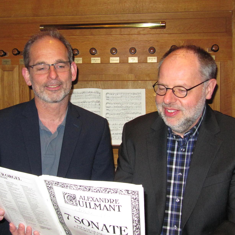 Konzertieren für die neue Orgel in Elsen Ökumenische Zusammenarbeit erbrachte 600 Euro