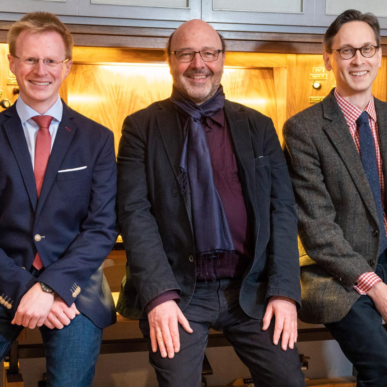 Sebastian Freitag, Martin Hoffmann, Tobias Aehlig