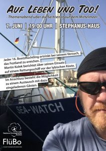 """""""Auf Leben und Tod – Se(h)enot auf dem Mittelmeer"""""""