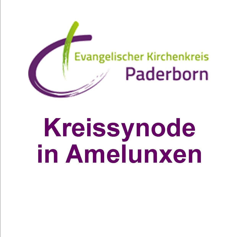 Evangelischer Kirchenkreis Paderborn tagt in Amelunxen Synode mit Berichten und Wahlen