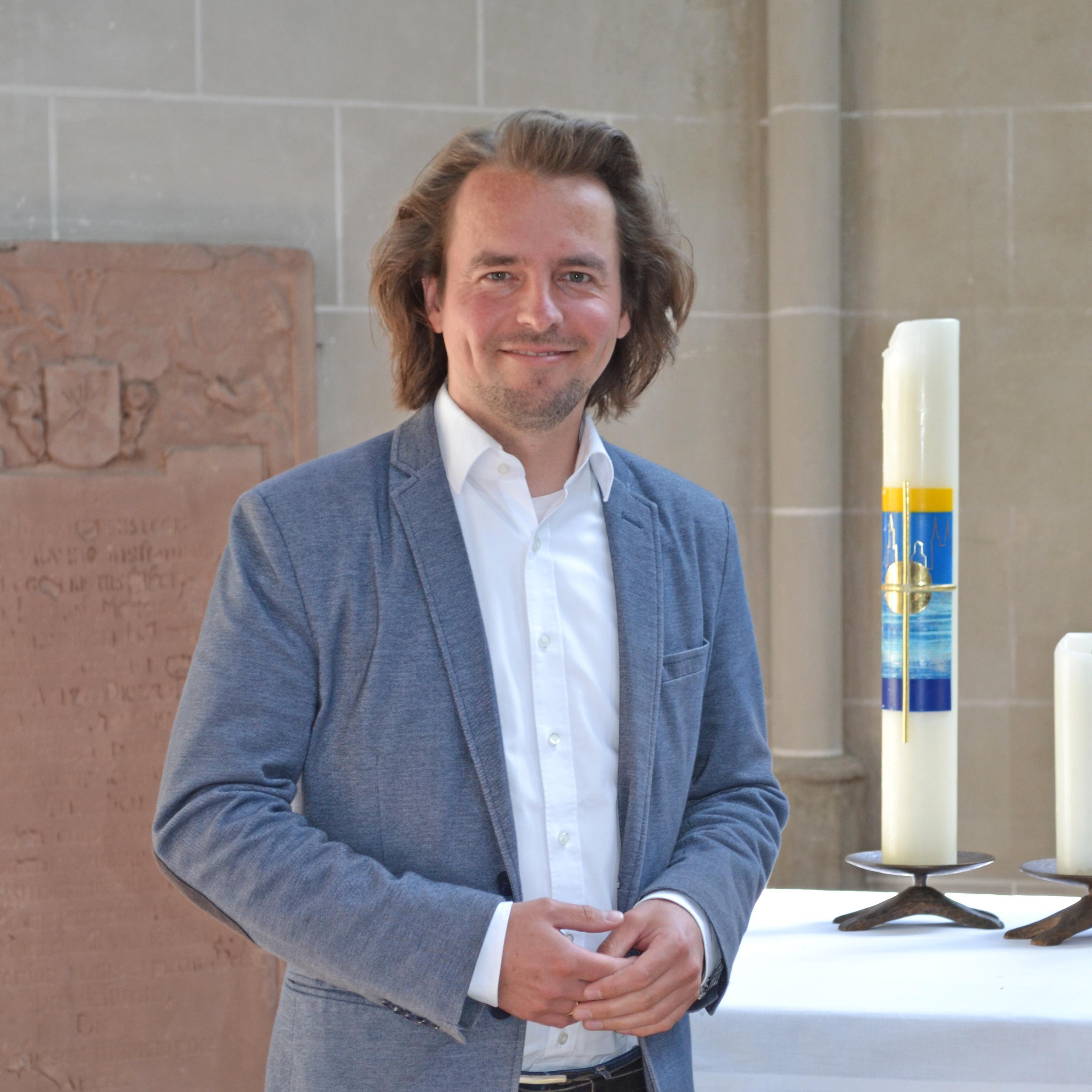 Theologe wird Persönlicher Referent der Präses der westfälischen Landeskirche Abschied von Pfarrer Dr. Björn Corzilius im Gottesdienst am 6. Oktober