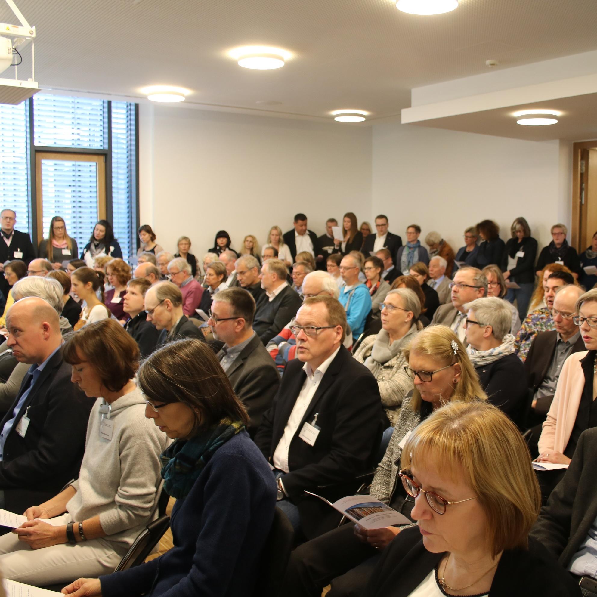 Bilderschau Festakt zur Eröffnung des Evangelischen Kreiskirchenamts Güterloh-Halle-Paderborn (EKKA)
