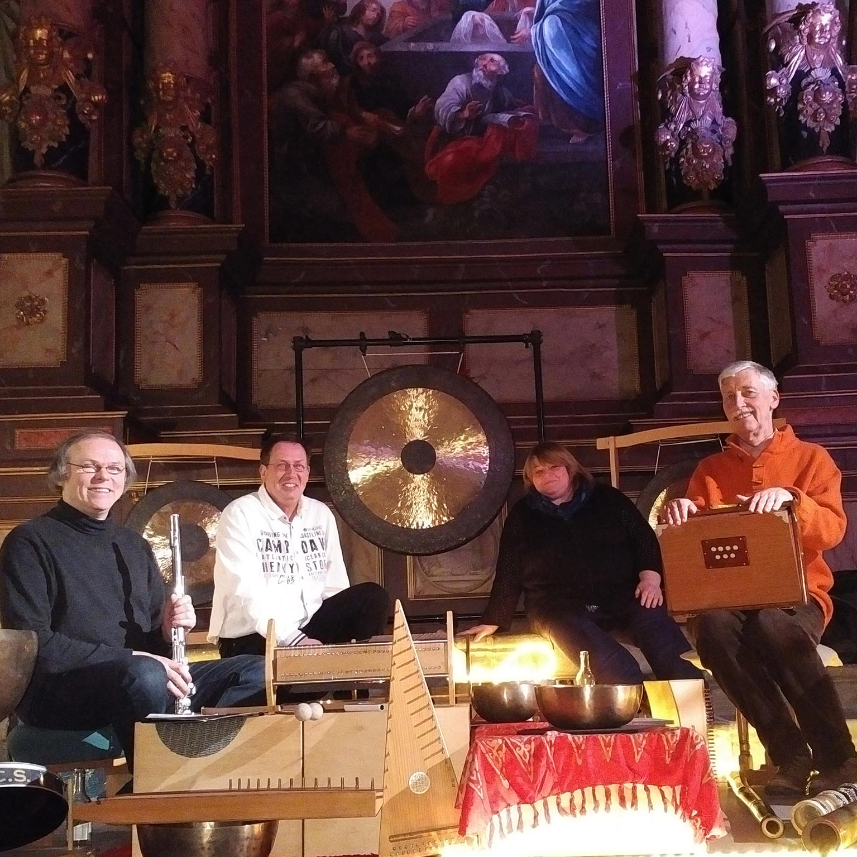 Am 10. Februar in Warburg Die Bibel als Klangreise erleben