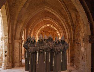 Singen am 2. März in Bad Driburg: The Gregorian Voices