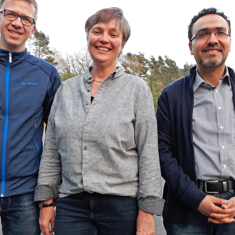 Christlich-Muslimische Doppelspitze NEU Forum der Religionen wählt Sprecherteam