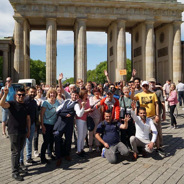 Flüchtlinge aus Steinheim besuchten Berlin Besseres Verständnis für deutsche Geschichte und Politik