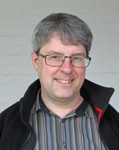 Pfarrer Thomas Walter. FOTO: HEIDE WELSLAU