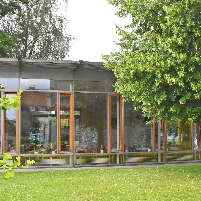 Ort der Begegnung und des Miteinanders 20 JAHRE Martin Luther Gemeindezentrum in Steinheim