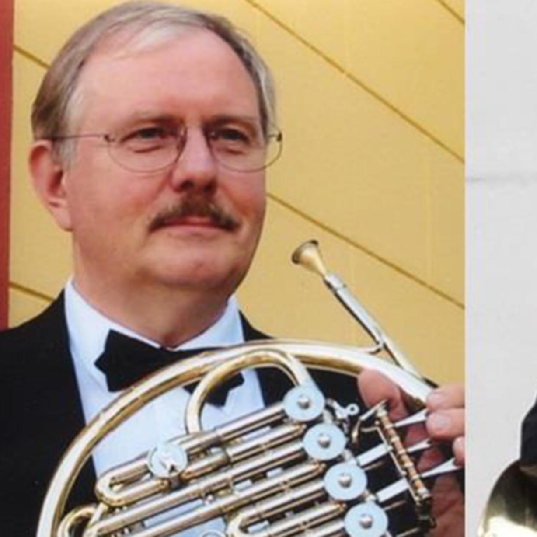 Sommerkonzert mit seltener Besetzung und außergewöhnlichem Programm Potsdamer Hornquartett am 8. September in Bad Driburg