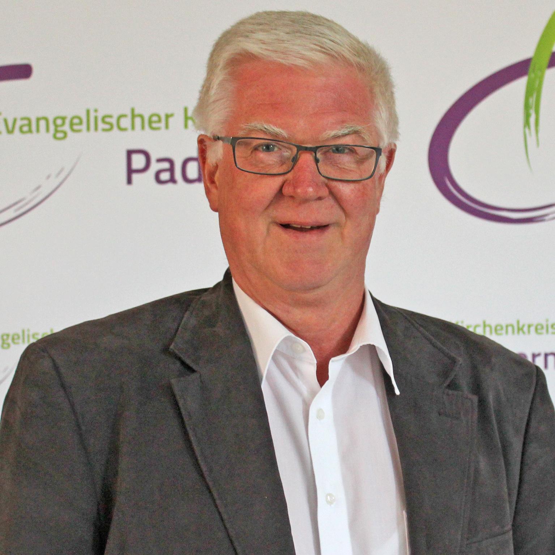 Am Sonntag, 29. September, in der Kilianikirche Pfarrer Dieter Maletz wird verabschiedet