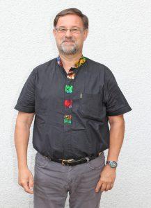 Pfarrer Herbert Falke wird am 31. Oktober in Bad Driburg in den Ruhestand verabschiedet. FOTO: EKP/HEIDE WELSLAU