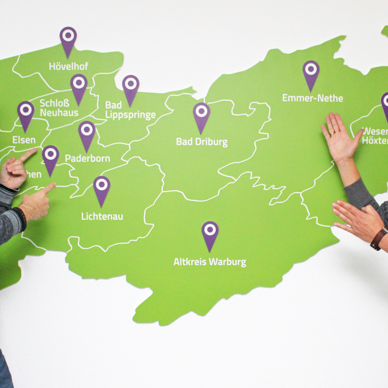 Tragen und getragen werden / Gegenseitiger Austausch und Miteinander KIRCHENWAHL 2020 Lena Wieners und Marcel Büttemeyer über ihr Engagement im Presbyterium einer evangelischen Kirchengemeinde