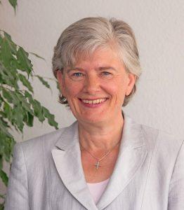uperintendentin i. R. Anke Schröder. FOTO: EKP-ARCHIV