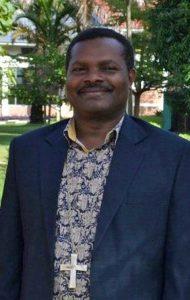 Bischof Abednego Keshomshahara, Nordwestdiözese der Evangelisch-Lutherischen Kirche in Tansania (ELCT). Foto: AK Tansania
