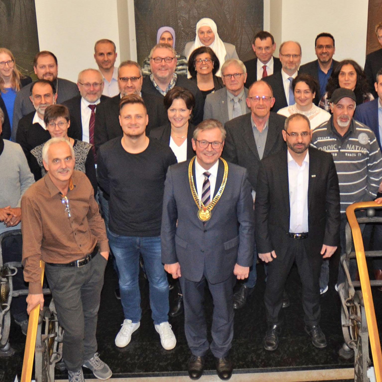 Empfang für Religionen und Glaubensgemeinschaften Paderborn lebt Religionsvielfalt