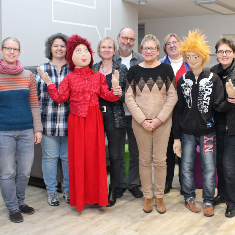Kirchenkreis und Diakonie organisierten Fortbildung Einfache Sprache und Inklusion als kirchliche Aufgabe