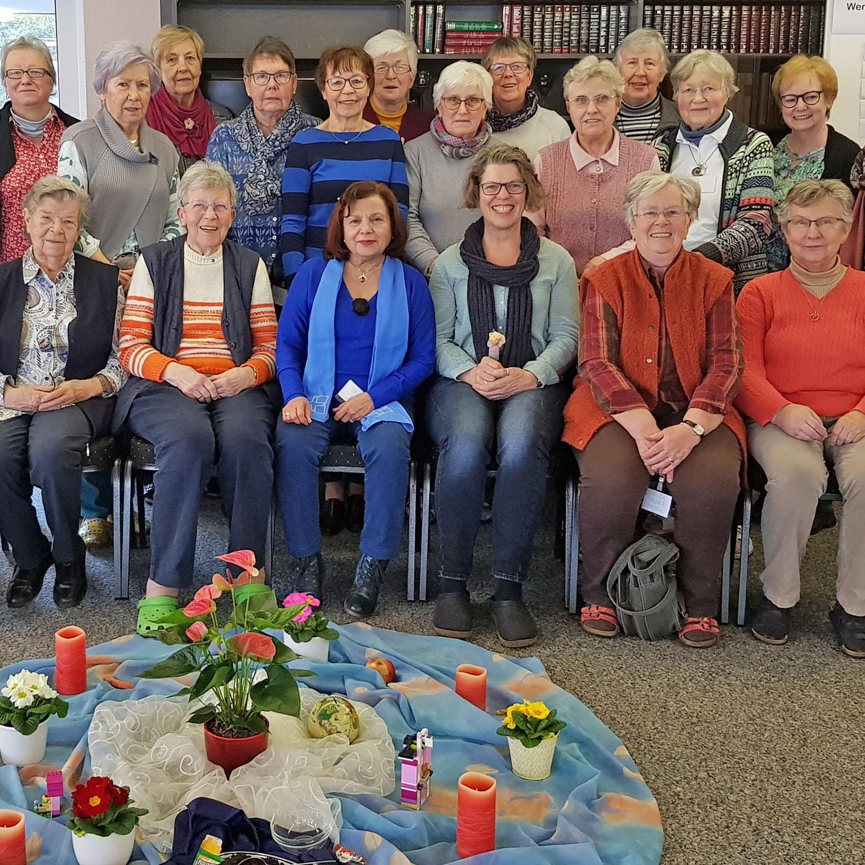 Jahresthema: Globalisierung und Schöpfungsverantwortung Evangelische Frauenhilfe tagte vier Tage in Bad Driburg