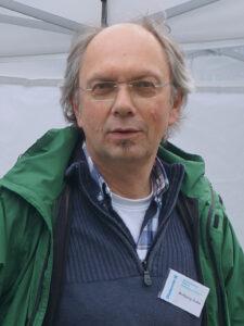 Ruhestand: Wolfgang Grabe war über 20 Jahre Geschäftsführer des Betreuungsvereins der Diakonie. Foto: Betreuungsverein