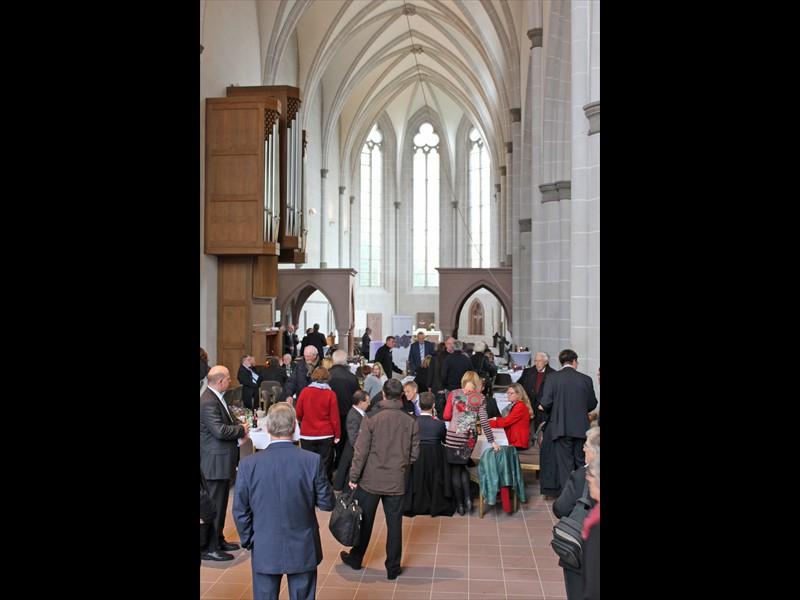Ankommen Marienkirche