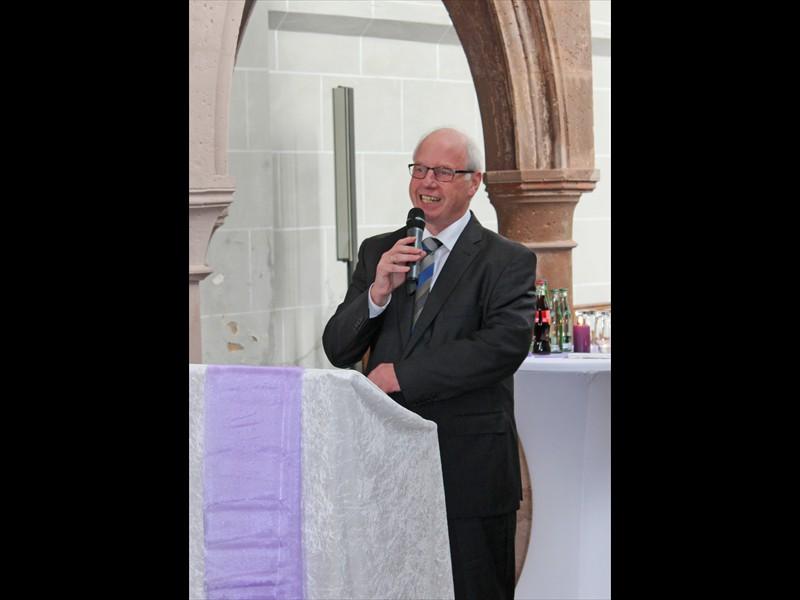 Grußwort Stellvertretender Bürgermeister Höxter Hans Josef Held