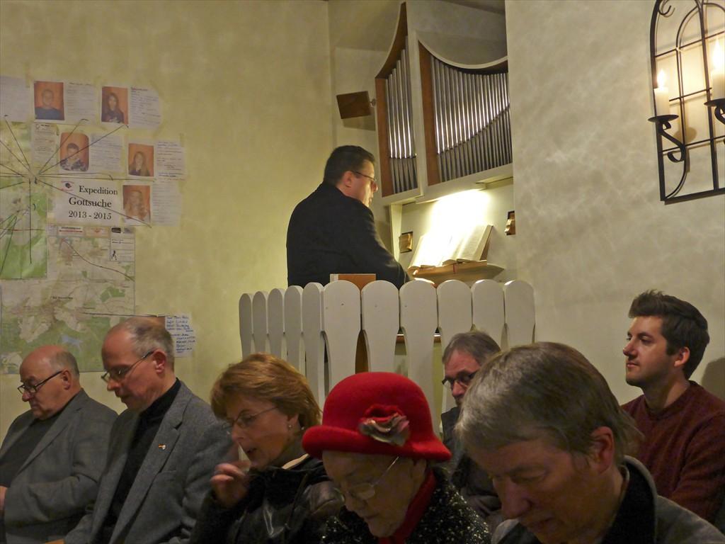 Lesung Dietrich Bonhoeffer Wewelsburg Prof. Schroeter-Wittke