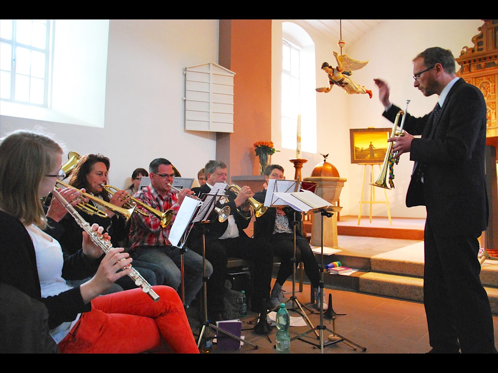 Revue Posaunenchor Diethelm Breker