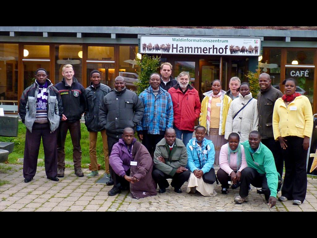 Tansania Warburg Hammerhof