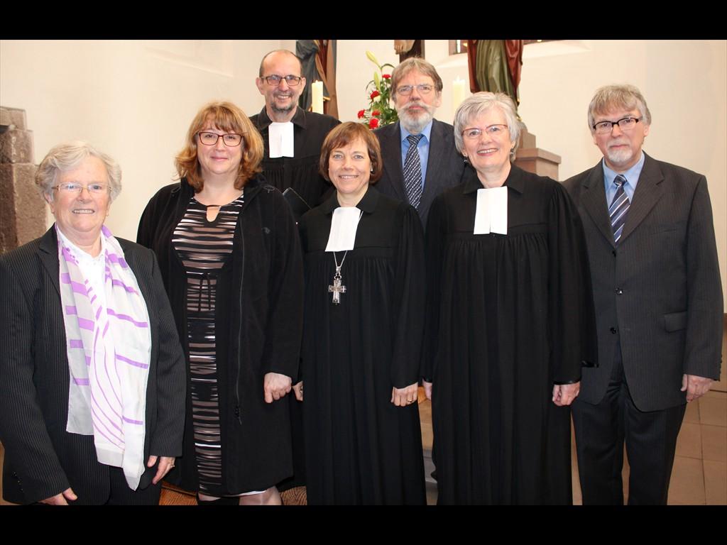 Festgottesdienst  Höxter Gruppe