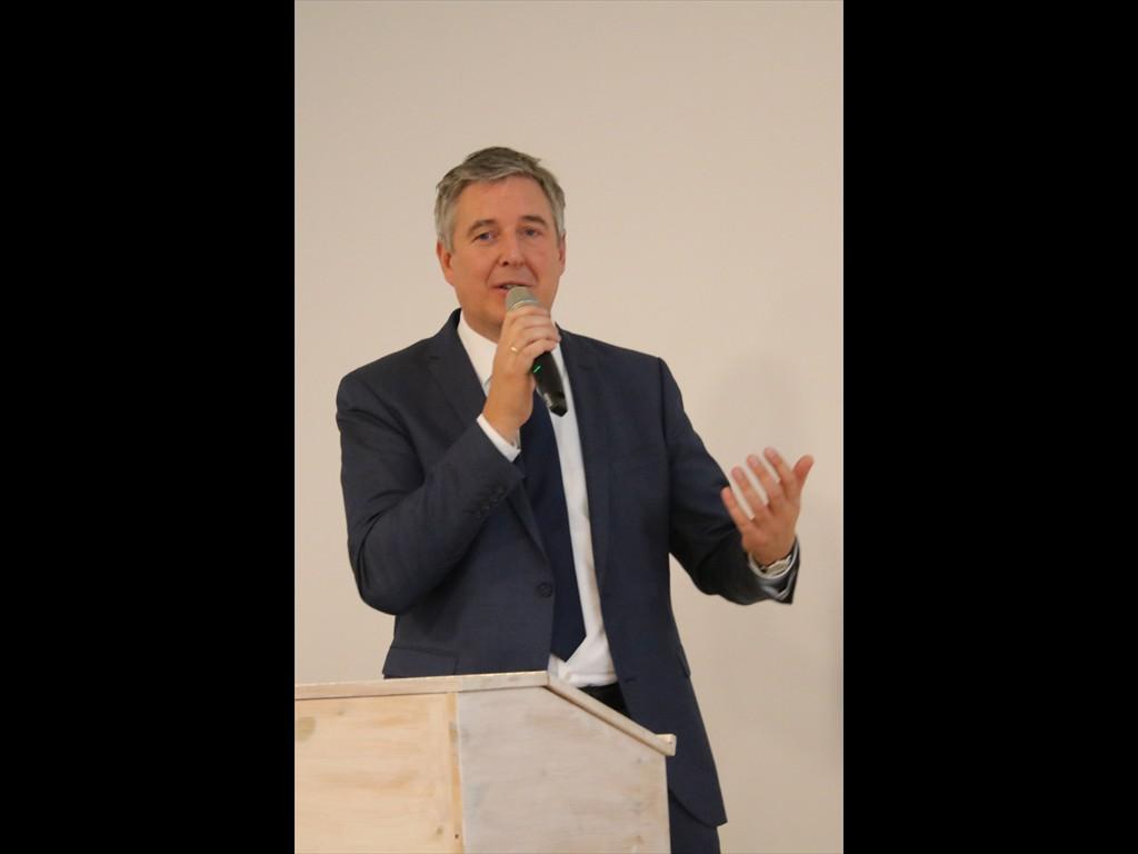 Bürgermeister Henning Schulz, Stadt Gütersloh