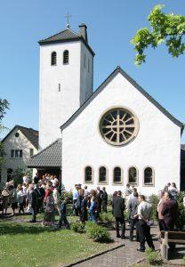 Ev. Kirche Altenbeken