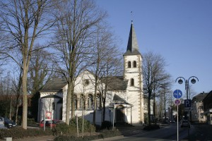 Ev. Kirche Bad Lippspringe
