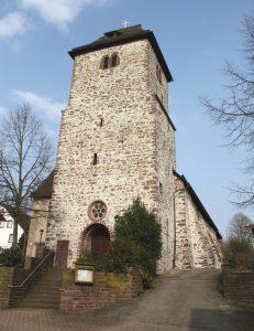 St. Georgs-Kirche Amelunxen