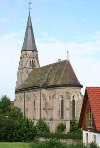 Kreuzkirche Nieheim