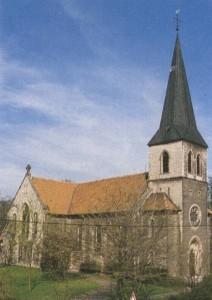 Ev. Kirche Steinheim
