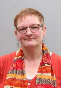 Sabine Bergmaier leitet die Bahnhofsmission Paderborn. FOTO: DIAKONIE