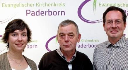 Pfarrerin Müller, Pfarrer Wendorff, Pfarrer Schroeter