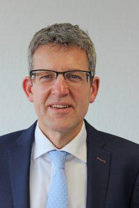 Superintendent Volker Neuhoff