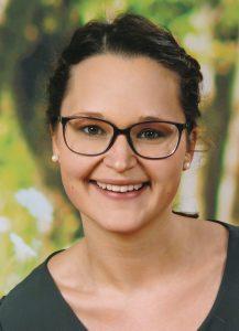Patricia Fastenrath leitet das Evangelische Katharina-von-Bora Familienzentrum in Steinheim seit dem 1. August. FOTO: PRIVAT