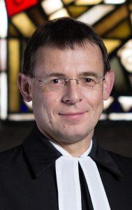 Pfarrer Dr. Eckhard Düker. Foto: Diana-Jill Mehner