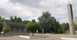 Johannes-Zentrum Paderborn. Foto: EKP