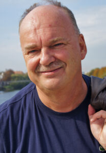 Liest online: Dr. Felix Leibrock. Foto: Privat