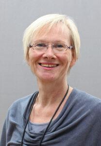 Jutta Vormberg. Foto: Diakonie