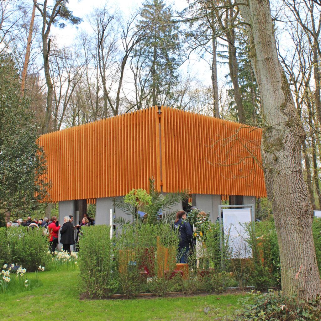 Pavillon GlaubensGarten