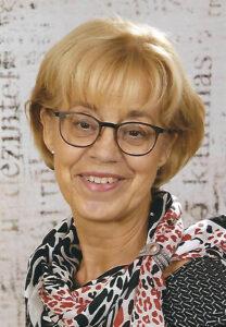 Petra Holletzek wurde im Ev. Familienzentrum Löwenzahn in den Ruhestand verabschiedet. Foto: FZ Löwenzahn