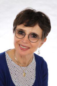 Charlotte Prang beschreibt in ihrem Buch die Fülle des Lebens mit und ohne Parkinson. Foto: Privat