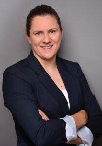 Johanna Knobloch leitet den Workshop der evangelischen Erwachsenenbildung zum Thema virtuelle Besprechungen. Foto: Privat