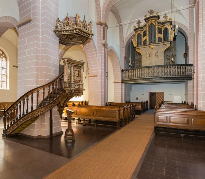 Kilianikirche Höxter. Foto: Ev. Weser-Nethe Kirchengemeinde Höxter