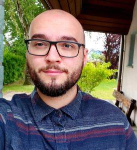 Jan Philipp Zymelka freut sich, dass er auch nach seinem Vikariat in Borchen als Pfarrer im Probedienst weiter im Evangelischen Kirchenkreis Paderborn tätig sein kann. Foto: Privat